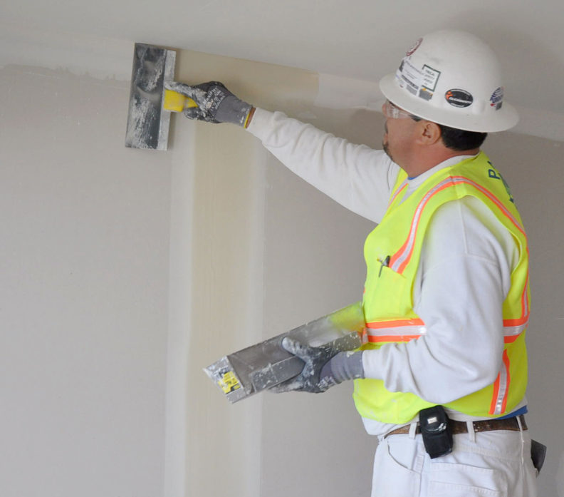 Drywall Finishers   DC16 UNION