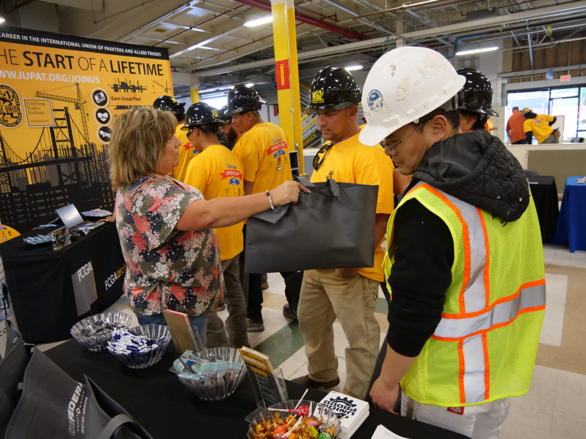 Image from the Gallery: National Apprenticeship Week – San Leandro, CA
